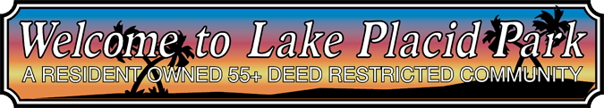 Lake Placid Banner